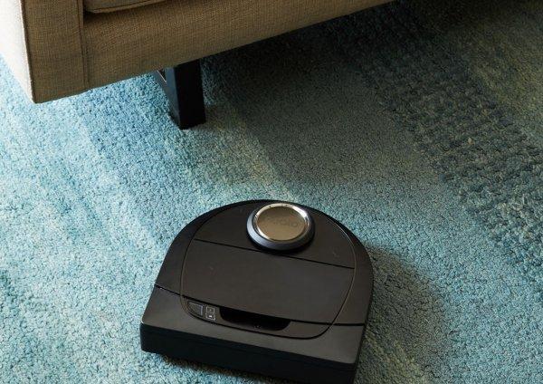 תמונת נושא עבור שואב רובוטי מוגדר על פי עיצובו